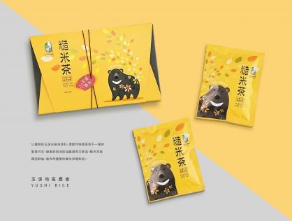 糙米茶禮盒 (10盒免運費)(附贈帆布小提袋*5)