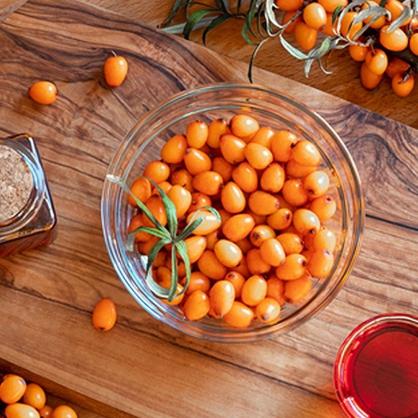 進口急凍莓果-冷凍沙棘果1公斤/包