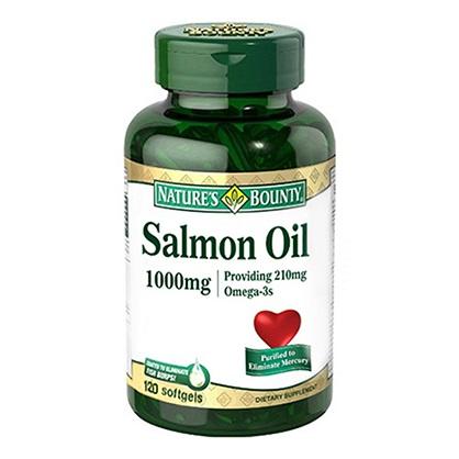 自然之寶鮭魚油軟膠囊120顆-西歐科技