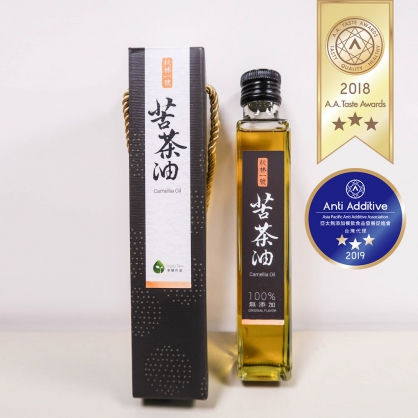 【幸樸作油】秋林一號苦茶油200ml