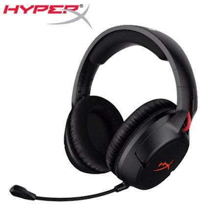 【HyperX】Cloud Flight無線電競耳機(HX-HSCF-BK/AM)->學生另有優惠價