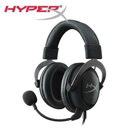 【HyperX】Cloud II電競耳機 金屬灰(KHX-HSCP-GM)->學生另有優惠價