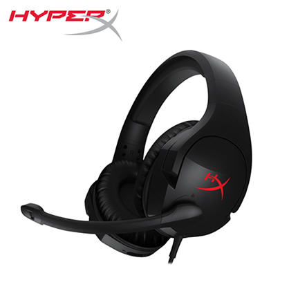 【HyperX】Cloud Stinger電競耳機(HX-HSCS-BK/AS)->學生另有優惠價