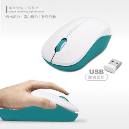 【JC科技小舖】 E-books 授權販售M37長效省電1600CPI無線滑鼠