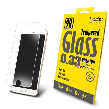 【JC科技小舖】HODA好貼授權販售【iPhone7/7plus】高透光9H鋼化玻璃保護貼