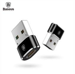 【JC科技小舖】台灣倍思Baseus授權販售 TypeC轉USB 迷你款轉換頭