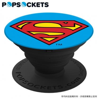 【JC科技小舖】HODA好貼授權販售超人【PopSockets泡泡騷】美國時尚多功能手機支架
