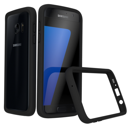 【JC科技小舖】犀牛盾授權經銷商  三星 Samsung Galaxy S7 手機殼 - 犀牛盾CrashGuard防摔邊框
