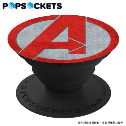 【JC科技小舖】HODA好貼授權販售復仇者聯盟【PopSockets泡泡騷】美國時尚多功能手機支架
