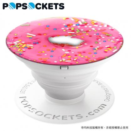 【JC科技小舖】HODA好貼授權販售 甜甜圈【PopSockets泡泡騷】美國時尚多功能手機支架