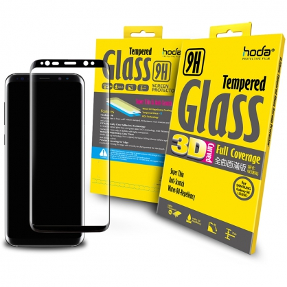 【JC科技小舖】HODA好貼授權販售 hoda【Samsung Galaxy S8】3D全曲面滿版9H鋼化玻璃保護貼