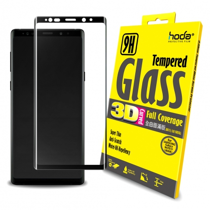 【JC科技小舖】HODA好貼授權販售 hoda【 Samsung Galaxy Note9】3D全曲面滿版9H鋼化玻璃保護貼