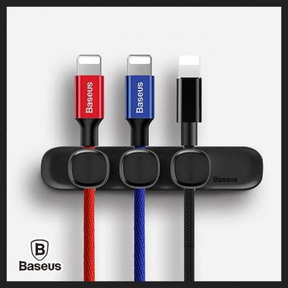 【JC科技小舖】台灣倍思Baseus授權販售  豌荳莢磁吸線材收納器 集線器 收納器