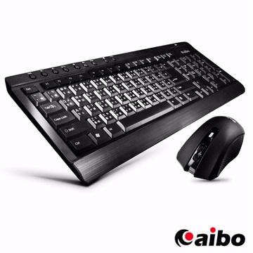 【JC科技小舖】aibo鈞嵐授權販售ENKM01 2.4G 無線多媒體鍵盤滑鼠組