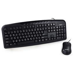 【JC科技小舖】aibo鈞嵐授權販售KM06 USB多媒體有線鍵盤滑鼠組