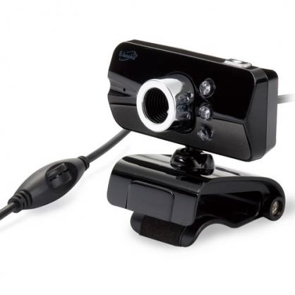 【JC科技小舖】E-books授權販售 W10 網路HD高畫質LED燈攝影機 網路視訊 視訊鏡頭