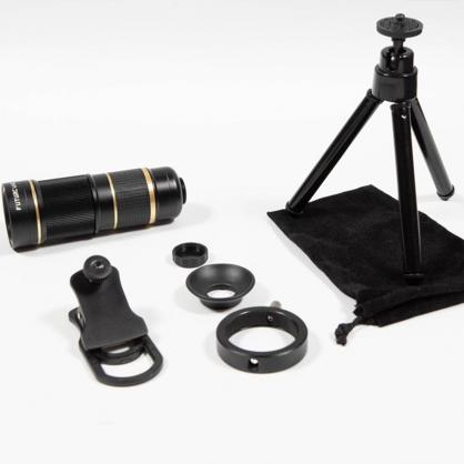 【JC科技小舖】 FUTURE LAB. 未來實驗室授權 MONOCULAR 觀星攝影鏡 18x望遠高清鏡頭 手機鏡頭