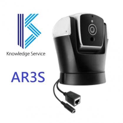 AI人工智慧攝影機 AR3S (人形追蹤版/CES2018得獎產品) 監視器