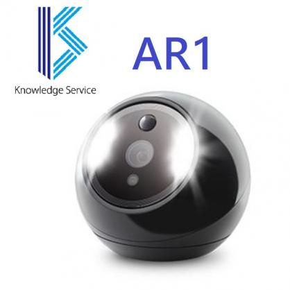 AI人工智慧攝影機 AR1 (WiFi版/CES2018得獎產品) 監視器
