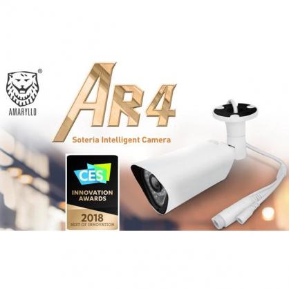AI人工智慧戶外攝影機 AR4 (熱銷PoE 版) 監視器