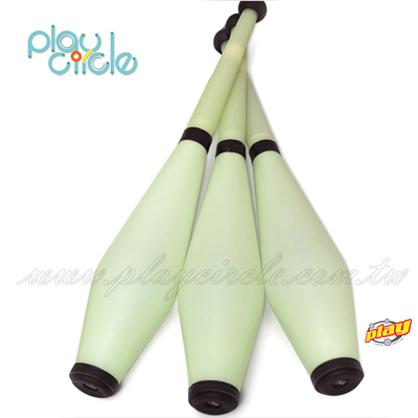 PLAY PX3 Juggle Clubs 雜耍棒/夜光(三支一組不拆賣)