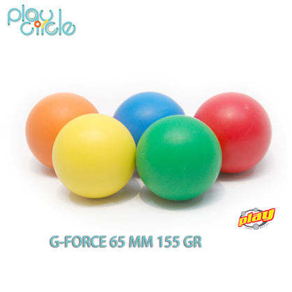 PLAY G-FORCE 65 MM 155 GR 彈力球 G力球