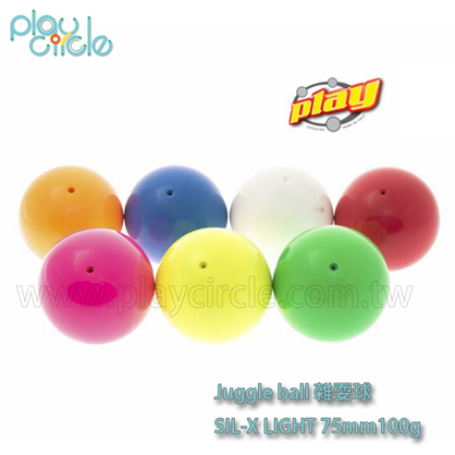 PLAY Juggle ball 雜耍球 SIL-X LIGHT 75mm100g