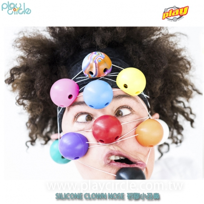 PLAY SILICONE CLOWN NOSE 矽膠小丑鼻