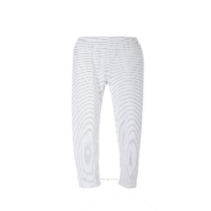 銀纖維長褲