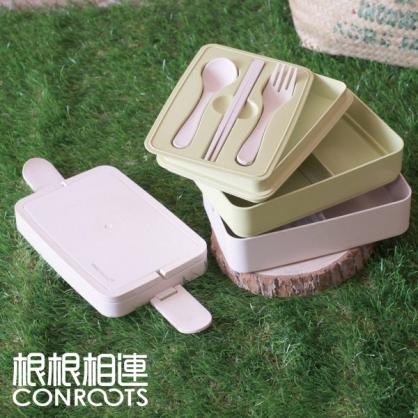 真稻野餐盒三層組