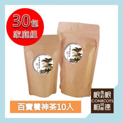 百寶養神茶湯包10入(30包組)