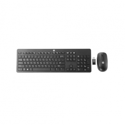 HP Slim Wireless Keyboard and Mouse【T6L04AA】
