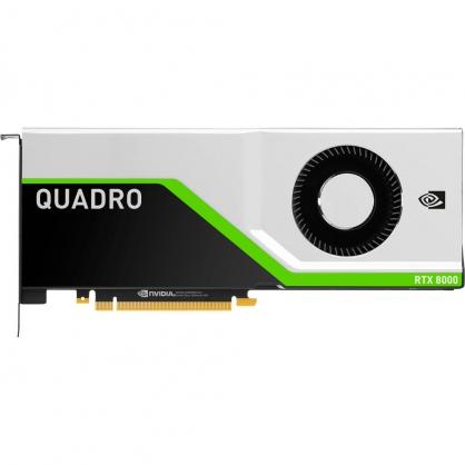NVIDIA Quadro RTX8000 48GB【6NB51AA】