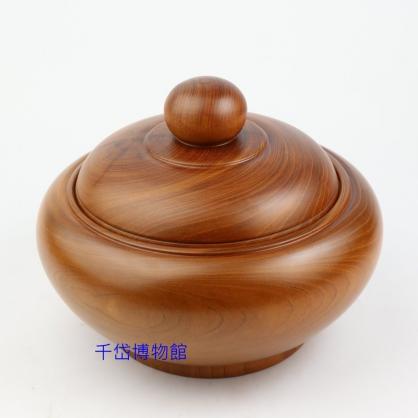 台灣櫸木~糖果盒 聚寶盆