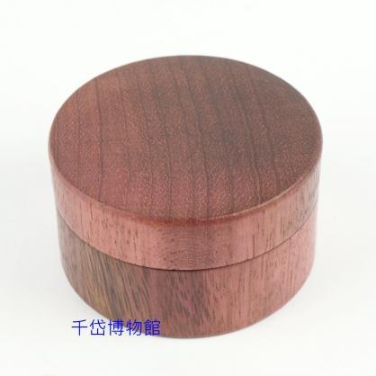 紫心木~戒指盒 小珠寶盒 印尼盒 首飾盒 心心相盒 與你最盒