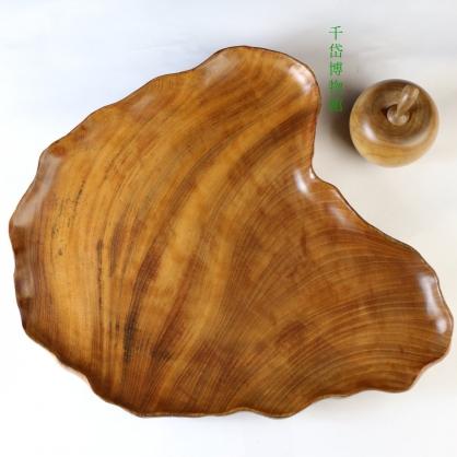 櫸木水果盤
