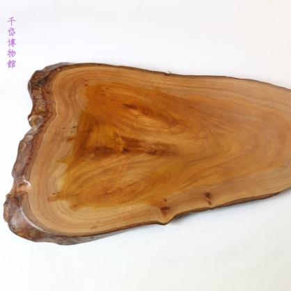 櫸木擺設花台~可放雅石、水晶、各式小盆栽及藝術品