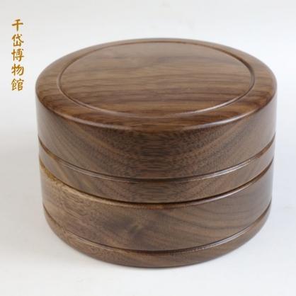 胡桃木~戒指盒 小珠寶盒 印尼盒 首飾盒 心心相盒 與你最盒