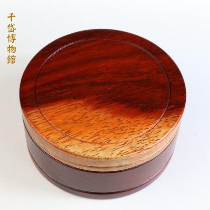 非洲紫檀~戒指盒 小珠寶盒 印尼盒 首飾盒 心心相盒 與你最盒