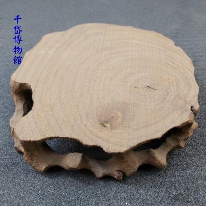 台灣楠木小花台 擺設花台~可放雅石、水晶、各式小盆栽及藝術品