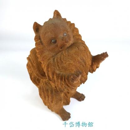 博美狗-桂蘭木