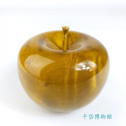 蘋果~金絲楠木