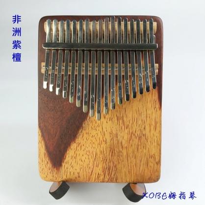 非洲紫檀拇指琴/KOBE拇指琴/Kalimba