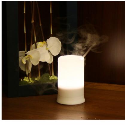居家防護驅蚊香氛水氧機 加贈香茅精油