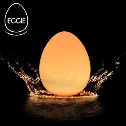 EGGIE 科技智慧無線充電驅蚊蛋燈  TV熱銷商品