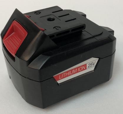25V專用鋰電池