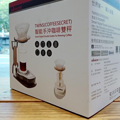 TWINS 智能手沖咖啡雙秤