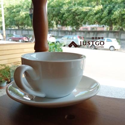 Coffee Bar 4號 卡布杯盤組 250c.c (一組四入)