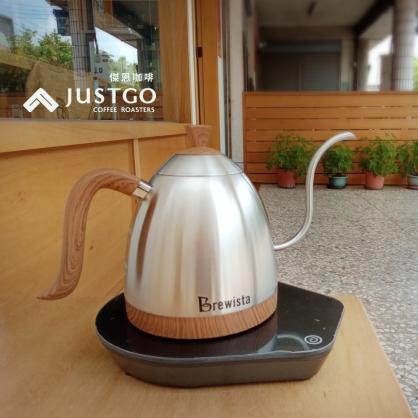 Brewista 溫控手沖壺 0.6L (不鏽鋼、消光黑)