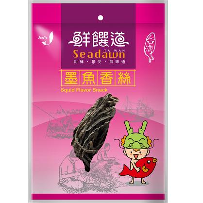 鮮饌道-墨魚香絲100g
